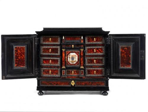 Furniture  - flemish cabinet 17th century