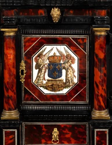 17th century - flemish cabinet 17th century