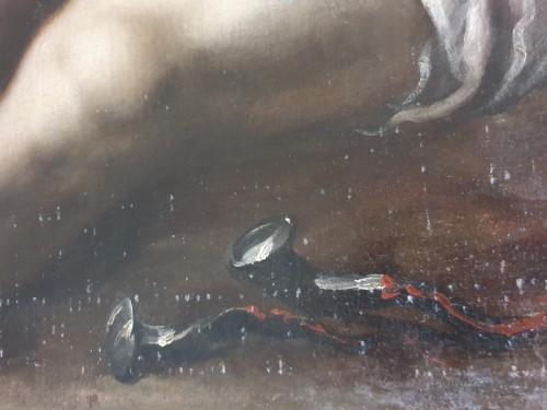 17th century - Pieta - Attributed to Giovanni Stefano Danedi dit Il Montalto - 17th century