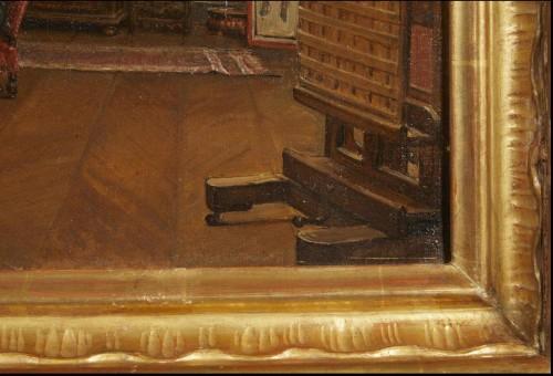 studio of painter Etienne-Prosper Berne-Bellecour -