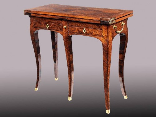 Changer table stamped migeon - Louis XV
