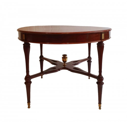 Table stamped Molitor - 18th century