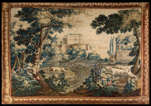 Aubusson tapestry - 18th century