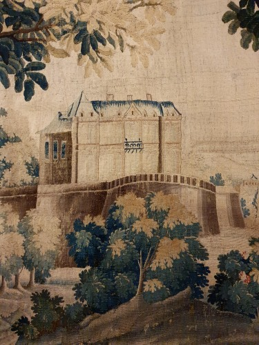 Aubusson tapestry - 18th century -