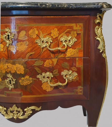 Furniture  - Chest of drawers stamped D.Genty JME
