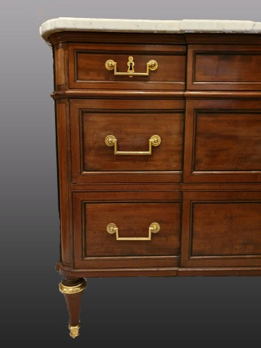 Chest  of drawers attributed to Kobiersky - Furniture Style Louis XVI