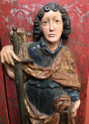 <= 16th century - Volets de retable - Souabe vers 1500