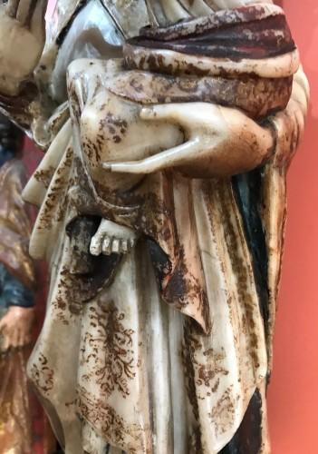 Madone of Trapani - Renaissance