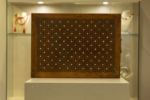Indo-Portuguese cabinet - Decorative Objects Style