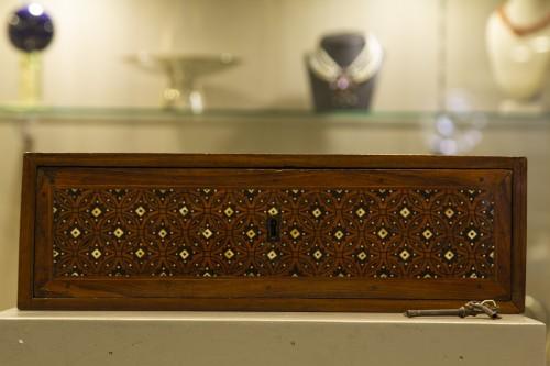 Decorative Objects  - Indo-Portuguese cabinet