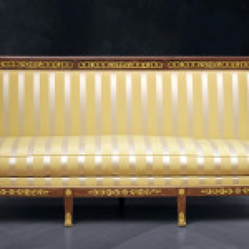 Seating  - A suite of Restauration seating furniture by Etienne-François Quenne