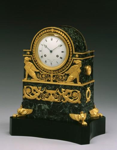 A Restauration mantle clock by Le Paute et Fils Hrs du Roi - Horology Style Restauration - Charles X