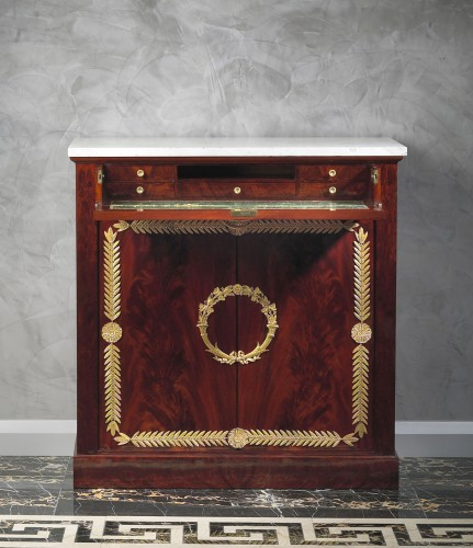 An Empire commode attributed to Pierre-Benoît Marcion - Furniture Style Empire