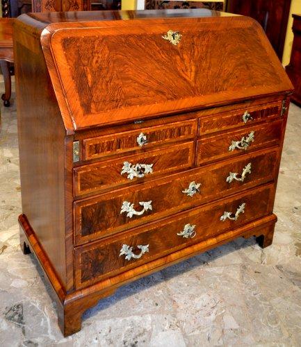 Superb Louis XIV style bureau, XVIIIth Century - Furniture Style Louis XIV