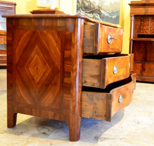 French Louis XV commode, mid Eighteenth Century -