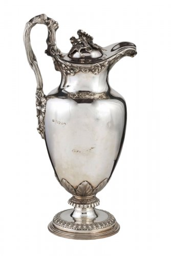 Large Jug Sterling Silver, London 1829