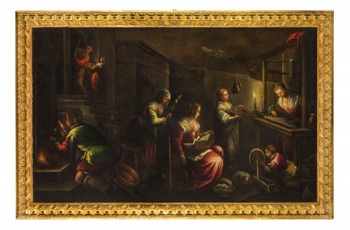 Workshop of Leandro Bassano (Bassano 1557 - Venice 1622)
