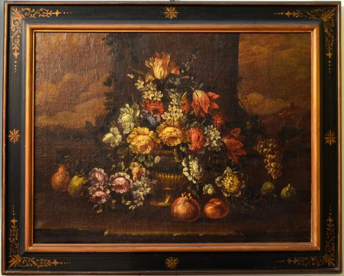 Elisabetta Marchioni (Veneto, about 1700) - Composition of flowers
