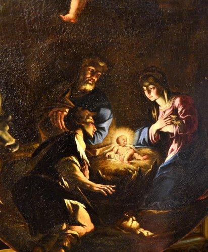 Paintings & Drawings  - The Nativity - Attributed to Antonio Balestra (Verona, 1666 - 1740)