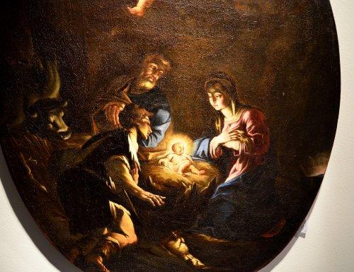 The Nativity - Attributed to Antonio Balestra (Verona, 1666 - 1740) -