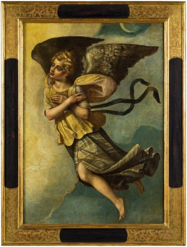 Great Winged Angel - Venetian school of the 16th century