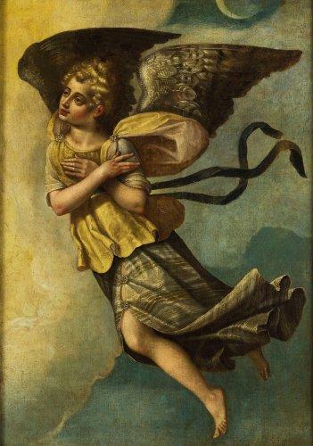 Great Winged Angel - Venetian school of the 16th century - Renaissance