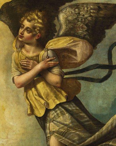 Renaissance - Great Winged Angel - Venetian school of the 16th century
