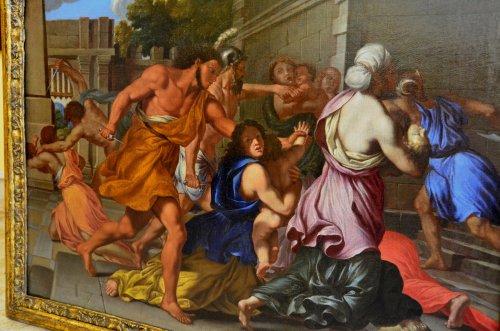 The Massacre of the Innocents - Giacinto Gimignani (1606 - 1681) -