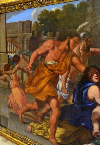 17th century - The Massacre of the Innocents - Giacinto Gimignani (1606 - 1681)