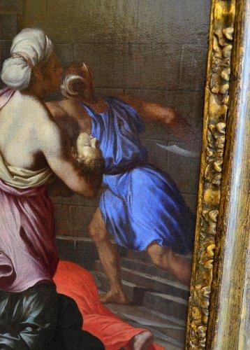 The Massacre of the Innocents - Giacinto Gimignani (1606 - 1681) - Louis XIV