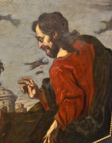 - Antonio Zanchi (1631 - 1631) - Noli Me Tangere /Christ redeems a sinner