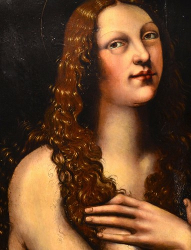 16th century - Mary Magdalene - Lombardy school of the 16th century