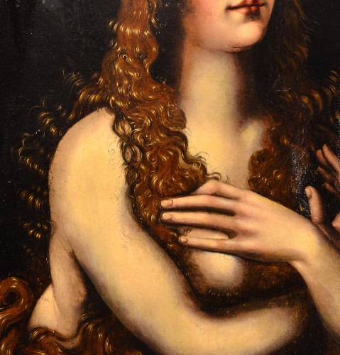 Mary Magdalene - Lombardy school of the 16th century - Renaissance