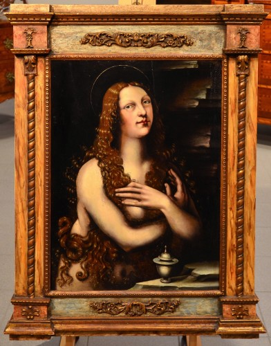 Renaissance - Mary Magdalene - Lombardy school of the 16th century