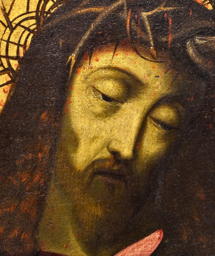 Paintings & Drawings  - Ecce Homo - Flemish School of the late 16th century