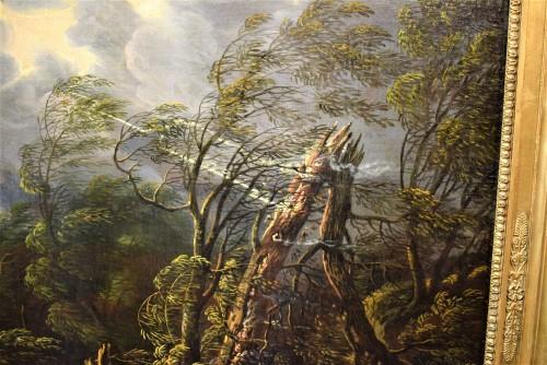 17th century - Carlo Antonio Tavella (1668 -1738) - Animated landscape