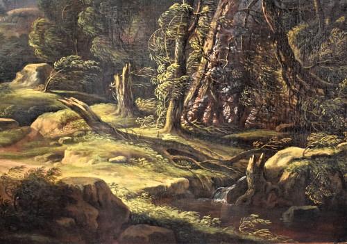 Antiquités - Carlo Antonio Tavella (1668 -1738) - Animated landscape