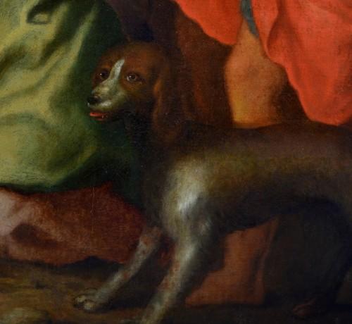 Antiquités - Nativity with Adoration of the Shepherds - Workshop of Gaspar de Crayer