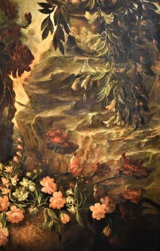 Grande Nature Morte de Fleurs -