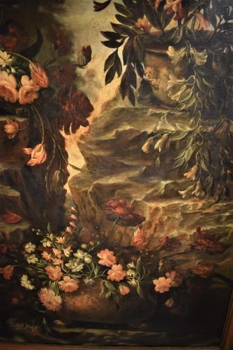Grande Nature Morte de Fleurs - Louis XIII