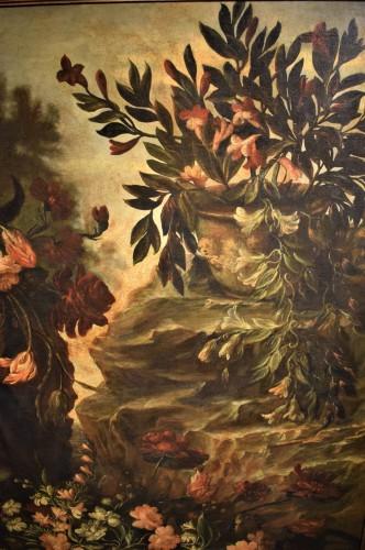 Louis XIII - Grande Nature Morte de Fleurs