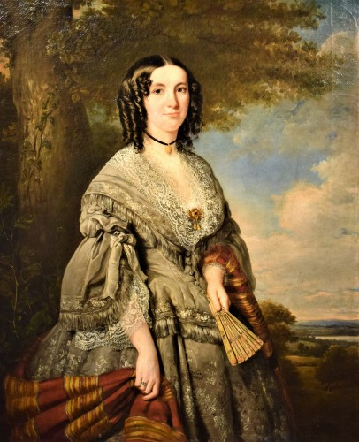 """""""Portrait de la Princesse Kotschoubey"""""""