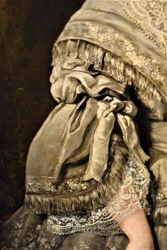 """""""Portrait de la Princesse Kotschoubey"""" - Restauration - Charles X"""