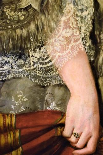 """Antiquités - """"Portrait de la Princesse Kotschoubey"""""""