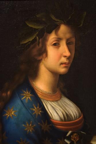 "Paintings & Drawings  - ""La Poesia - Italian school of the 17th century"