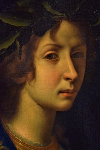 """La Poesia - Italian school of the 17th century -"