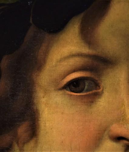 "18th century - ""La Poesia - Italian school of the 17th century"