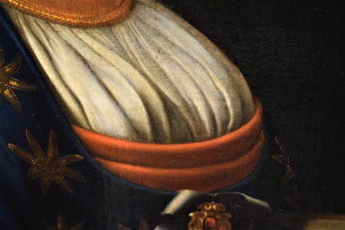 "Antiquités - ""La Poesia - Italian school of the 17th century"