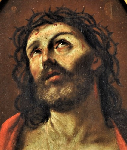 """Ecce Homo"" Workshop of Guido Reni (Bologna 1574-1642)"