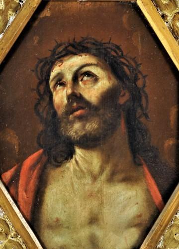 "Paintings & Drawings  - ""Ecce Homo"" Workshop of Guido Reni (Bologna 1574-1642)"